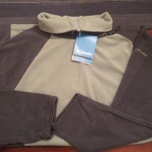 Columbia woman's fleece 2XL NWT
